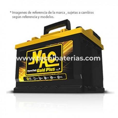 Baterias para Carro Mac