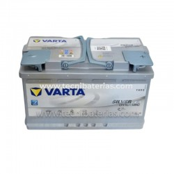 Baterias para Carro Varta 70 AH