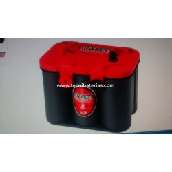 Baterias para Carro Optima 34 roja