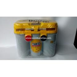 Baterias para Carro Optima 34 amarilla