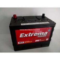 Baterias para Carro Willard 850 34D