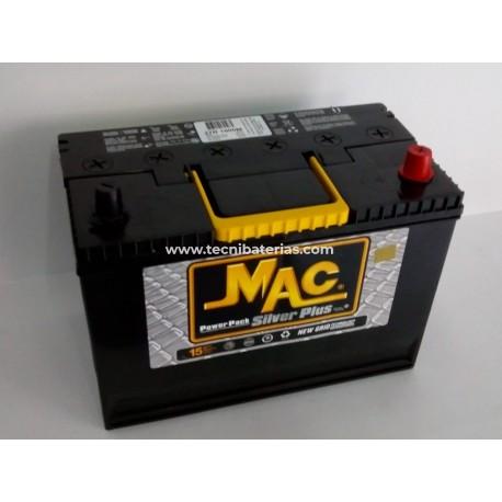 Baterias para Carro Mac 27r1000