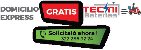 Baterias para Carro a domicilio Bogotá